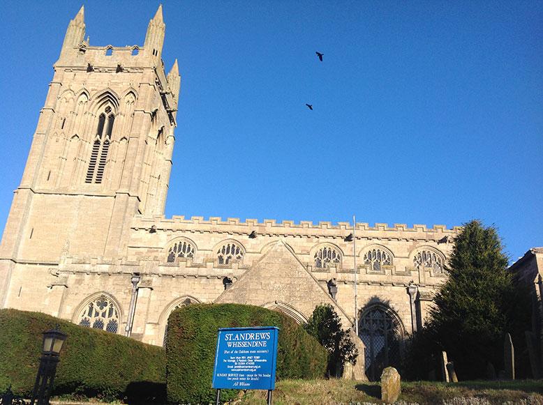 St Andrew's Church Whissendine Rutland