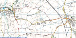 Whissendine Walk 1 to Ashwell