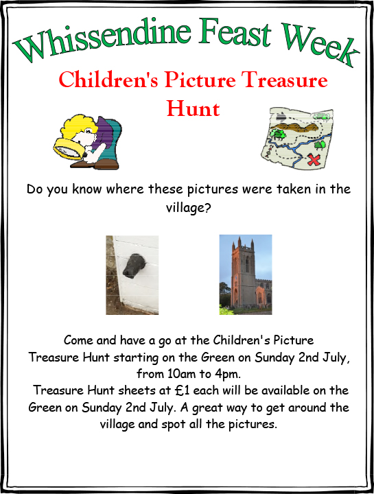 Microsoft Word - Treasure Hunt poster colour