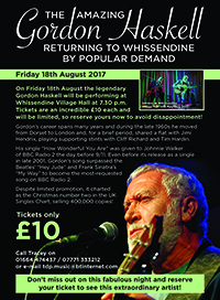 Gordon Haskell Whissendine 2017 Aug17a