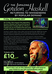 Gordon Haskell Whissendine 2017 Aug17a